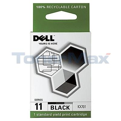DELL 948 SERIES 11 PRINT CARTRIDGE BLACK